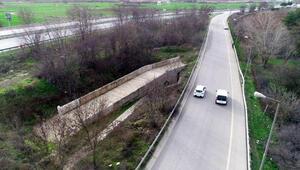 Osmanlı, Balkan seferlerinde kullanmıştı Kazan Köprüsü gün yüzüne çıkartıldı