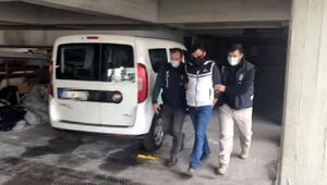 Ankarada PKKlı terörist yakalandı