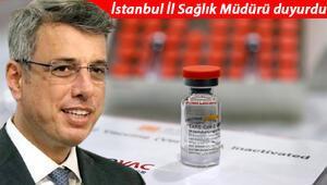 İstanbul İl Sağlık Müdürü Prof. Dr. Kemal Memişoğlu duyurdu Koronavirüs aşısı için E-Nabız ve SMS...
