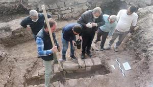 Diyarbakırda, Sultan 1inci Kılıçarslanın mezar aramalarında kalıntılar bulundu