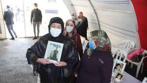 HDP önündeki eylemde 498inci gün; aile sayısı 186 oldu