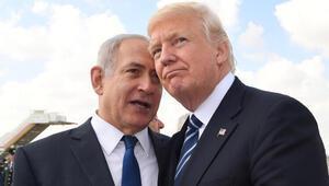 Trumpa bir darbe de Netanyahudan geldi