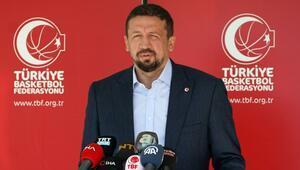 Türkiye Basketbol Federasyonu Başkanı Hidayet Türkoğlu açıkladı Görevime devam ediyorum