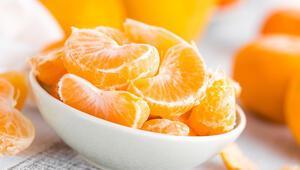 Bağışıklığı güçlendiriyor, hastalık riskini azaltıyor İşte mandalinanın faydaları...