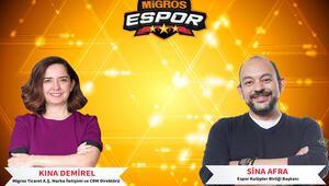 Migros ve Espor Kulüpler Birliği gençler için 2021'de de birlikte