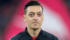 Mesut Özilden olay Galatasaray paylaşımı