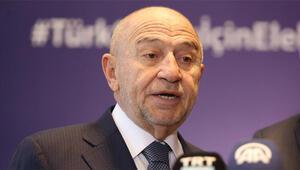 TFF Başkanı Nihat Özdemir, seyircili maçlar için mayıs ayını işaret etti