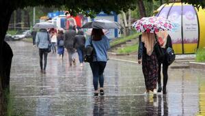 Ankarada sağanak yağış uyarısı