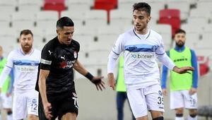 Demir Grup Sivasspor çeyrek finalde