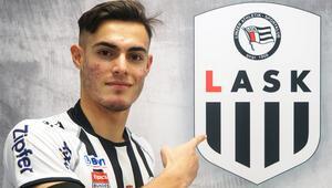 LASK, Eskişehirspordan Metehan Altunbaşı kadrosuna kattı