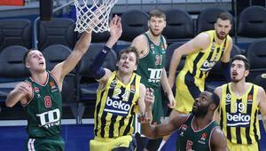 Fenerbahçe Beko 96-76 Baskonia / Maç sonucu