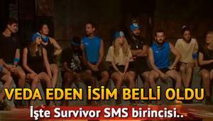Survivor kim elendi Survivor 2021 elenen isim ve SMS sıralaması belli oldu