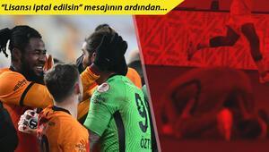Yeni Malatyaspor - Galatasaray maçına Fatih Öztürk damga vurdu Maç sonu itiraf etti...