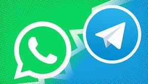 WhatsApp kan kaybetti, Telegramın yüzü güldü
