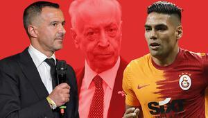 Radamel Falcaodan Galatasaray yönetimini şoke eden cevap