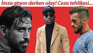 Gel de çık bu işin içinden Galatasaraya transferde bir kötü haber daha...