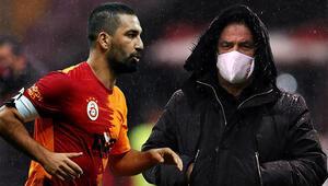 Yeni Malatyaspor maçının ardından olay oldu Fatih Terim ve Arda Turan...