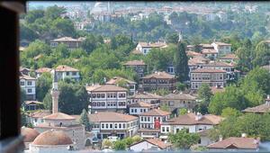 Doğasında davet var Tarih kokan şehir Safranbolu…