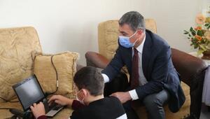 Gölbaşı Belediyesinden, Hiçbir Çocuğumuz İnternetsiz Kalmasın projesi