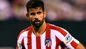 Diego Costaya verilen transfer cevabı ortaya çıktı Red sebebi...