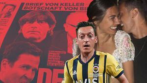 Son Dakika | Almanların konuştuğu mektup Fenerbahçe ile anlaşan Mesut Özil...