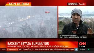 İstanbula kar ne zaman geliyor