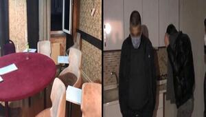 Eskişehir'de kumar oynarken yakalanan 12 kişiye 53 bin lira ceza