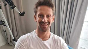 Büyük kaza sonrası Romain Grosjean elinin son halini paylaştı