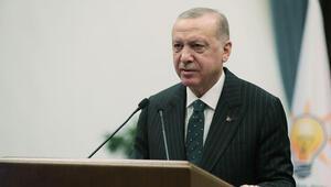 Cumhurbaşkanı Recep Tayyip Erdoğan, AK Parti 7. Olağan Kırşehir-Kırıkkale-Yozgat-Sivas İl Kongrelerine Canlı Bağlantı ile katıldı
