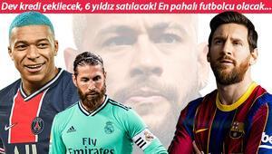 Futbol tarihine geçecek transfer 328 milyon euroluk çılgın operasyon...