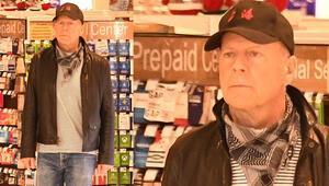 Bruce Willis maskesiz olduğu için eczaneden kovuldu