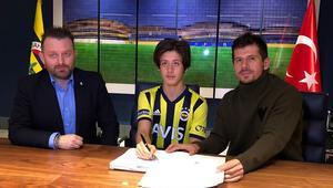 Son Dakika   Fenerbahçe Arda Gürel ile 2.5 yıllık sözleşme imzaladı