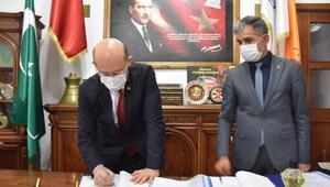 Niksar Belediyesinde toplu iş sözleşmesi imzalandı