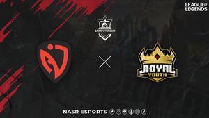NASR Esports, Royal Youth'u satın aldı