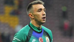Muslera Beşiktaş maçında oynayacak mı Sevindirici gelişme