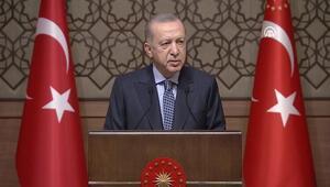 Cumhurbaşkanı Erdoğan, Medya Oscar Ödülleri Töreni'nde konuştu