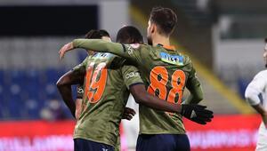 Tuzlaspor 1-5 Başakşehir / Maçın özeti ve golleri