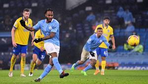 Premier Ligde Manchester City, Brightonı tek golle geçti
