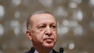 Cumhurbaşkanı Erdoğan, Telegramdan bugünkü mesaisini paylaştı