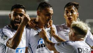 Libertadores Kupasında finalin adı FC Santos - Palmeiras