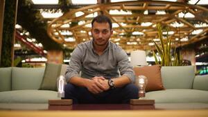 Dekoratif aydınlatma Flyte Teknolojisi Eren Güney ile ilk defa Türkiyede