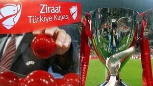 Türkiye Kupasında kura çekimi yarın Çeyrek finaller...