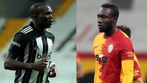 Vodafone Parkta gözler Beşiktaş ve Galatasarayın golcülerinde olacak