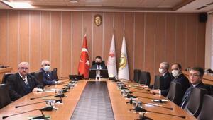 Ulusal Süt Konseyi, Bakan Pakdemirliyi ziyaret etti