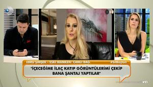 Eski manken Ebru Şimşek, Adnan Oktar suç örgütü hakkında konuştu