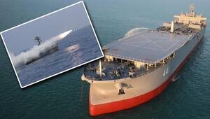 İrandan gövde gösterisi... Deniz tatbikatı kapsamında çeşitli menzile sahip füze ve torpidolar denendi