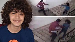 Kargo görevlisi otizmli çocuğu darp etti