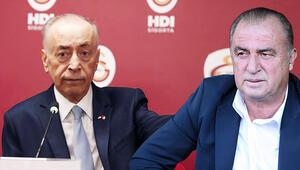 Son Dakika | Galatasaray Başkanı Mustafa Cengizden Fatih Terim ve transfer açıklaması Hayaller Van Persie...