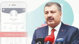 Sağlık Bakanlığından yeni uygulama Bakan Koca son sayıyı paylaştı: 102 bin 365
