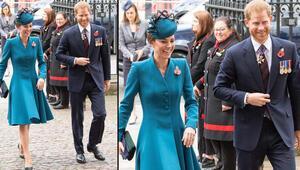 Prens Harry ve Meghan Markledan Kate Middletona sürpriz: Görünce şaşkınlıktan donakaldı